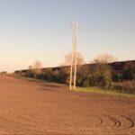 Texas Eagle Passes Illinois Railroad Prairies