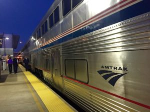 Amtrak Texas Eagle in St. Louis