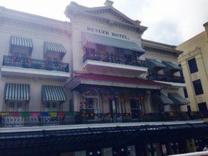 Menger Hotel in San Antonio, TX