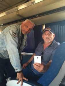Texas Eagle train travel passengers