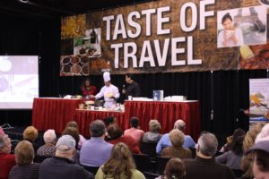 Taste of Travel Stage