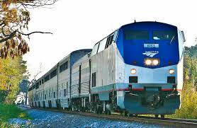 Sunset Limited Amtrak train