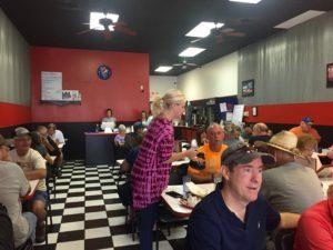 Kalin's Cafe in Du Quoin, Illinois